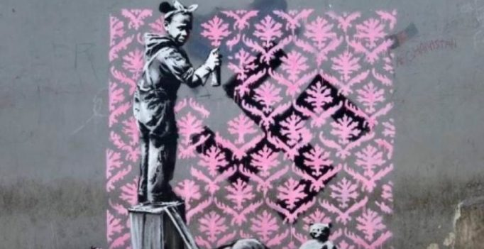 Banksy calls out Moscow gallery for showing his art without approval