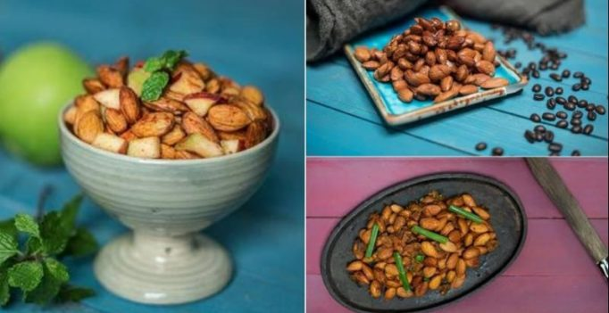 Easy-to-make recipes offering health benefits to breakfast-skipping college students