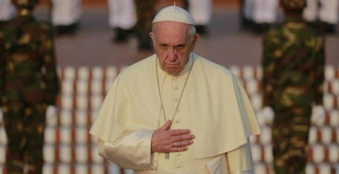 Pope declines to comment on letter saying he ignored sexual abuse claims