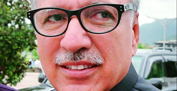 Imran Khan nominates Arif Alvi for President
