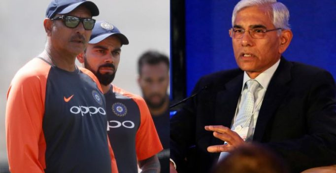 Ravi Shastri under scanner: CoA questions coach of Kohli's India post Lord's debacle