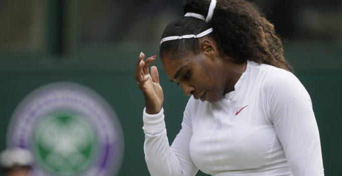 I am still struggling with 'postpartum emotions', says Serena Williams