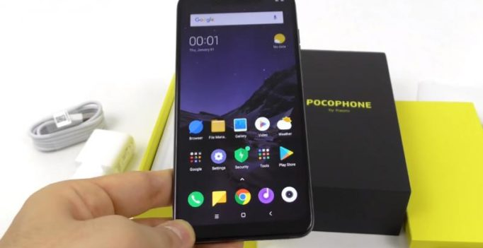Key specifications of Xiaomi POCO F1 confirmed