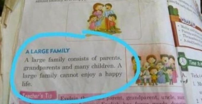 'Crap': Here's why Virendra Sehwag, twitterati reacting on this school textbook
