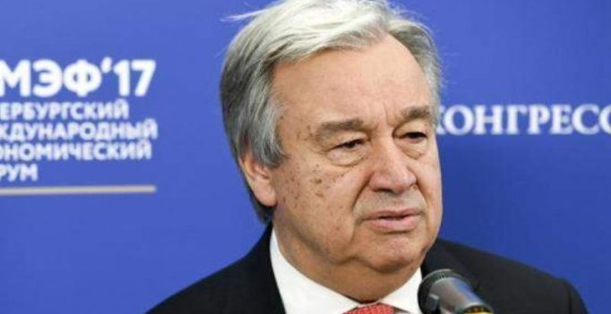 Conditions still not suitable for safe return of Rohingya: UN chief