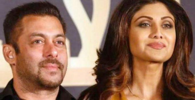 Shilpa Shetty participates in countdown to Salman Khan's Loveratri trailer