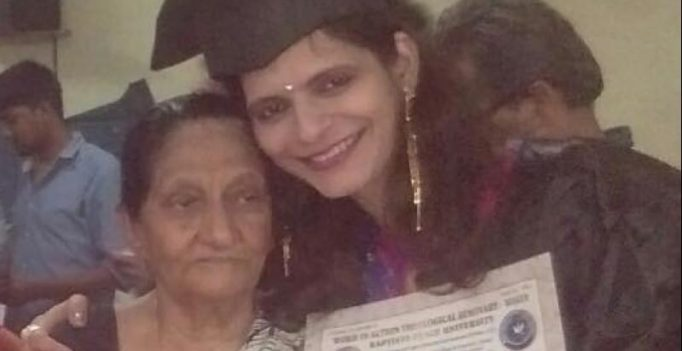 Mumbai woman shares heart-warming story of her mother's role in her success