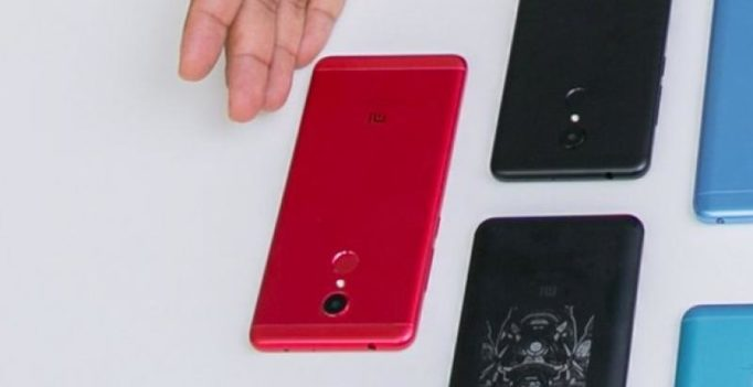 Xiaomi could unveil a red Redmi 5 variant soon