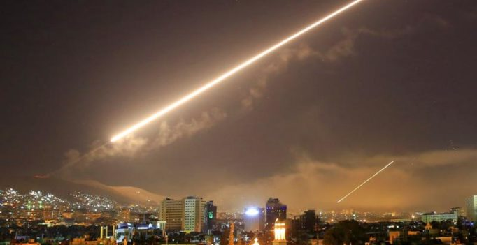US might be preparing for possible strike on Syria: Russia