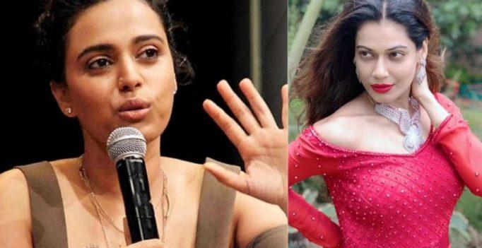 Swara reacts to Payal's dig at her masturbation scene after tweet on Kerala floods