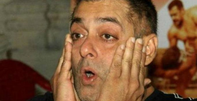 When Salman Khan was 'caught red-handed' hiding in his girlfriend's closet