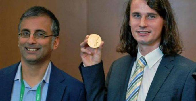 Indian-origin Akshay Venkatesh gets Fields medal, 'Nobel Prize' for mathematics