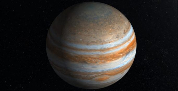 Life on Jupiter: NASA says water spotted at Jupiter's great red spot
