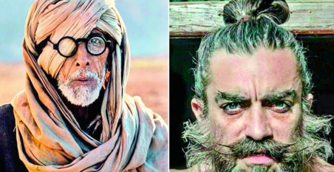 Thugs of Hindostan :Bollywood's biggest release yet