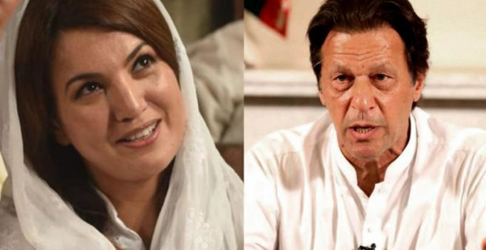Ex-wife Reham Khan launches sensational attack on Imran Khan as he sets to be Pak PM