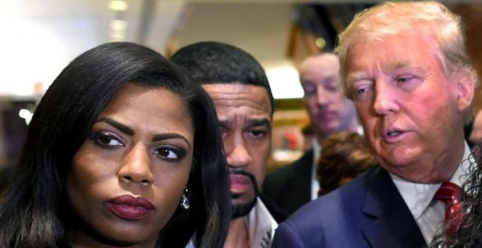 Trump calls former White House aide Omarosa Manigault Newman 'a dog'