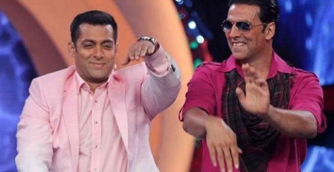 With mammoth earnings, Akshay, Salman in top 10 list of world's highest-paid actors