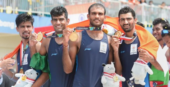 Asian Games 2018: Indian rowers claim gold, 2 bronze medals