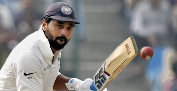 Murali Vijay slams century on debut, guides Essex to win in County Championship