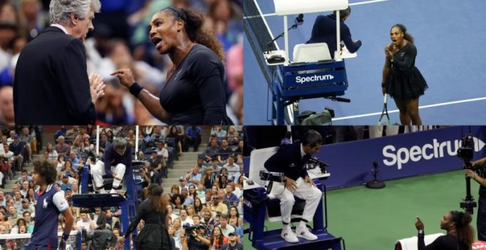 Serena Williams fined $17,000, WTA backs Serena as row grows over US Open 'sexism'