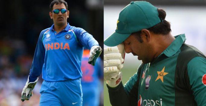 Watch: Sarfraz Ahmed tries to copy MS Dhoni vs Bangladesh but fails miserably