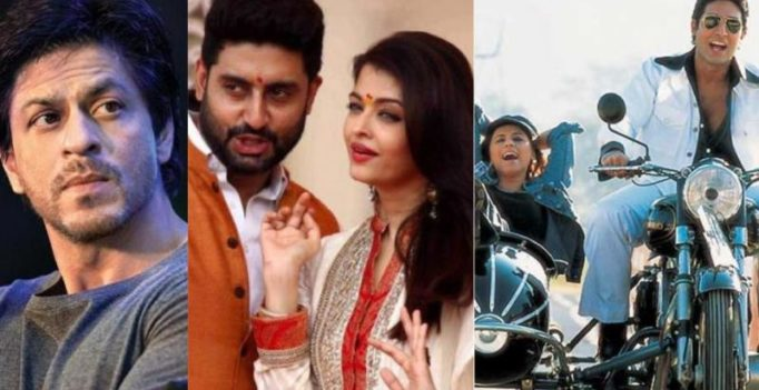 SRK in Dhoom 4, Bunty Aur Babli 2, Gulab Jamun with Aishwarya? Abhishek gives update