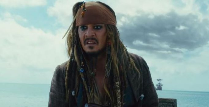 Unkown! Jack Sparrow's Pirates of the Caribbean character is inspired by Lord Krishna