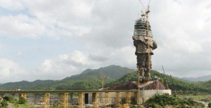 India in billion-dollar initiative to build world's biggest statues