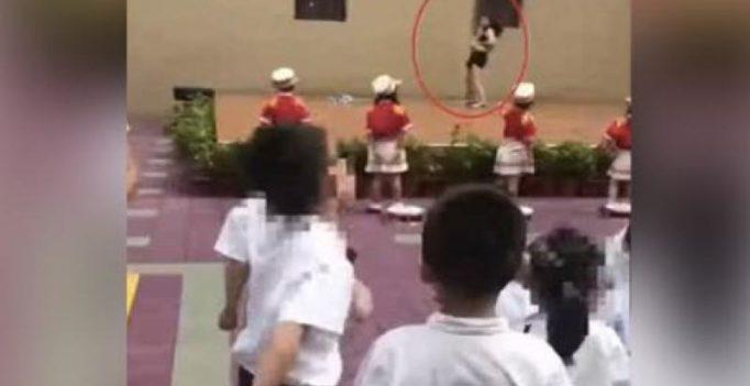 China kindergarten principal sacked over pole dance show at school