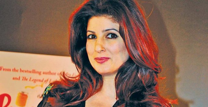 Bollywood is boring to me: Twinkle Khanna