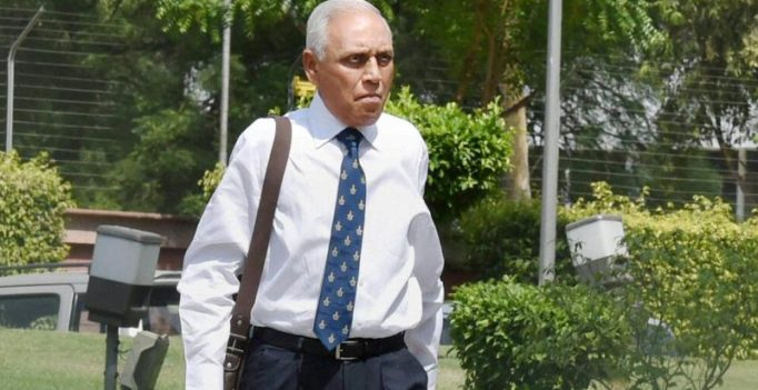 Former IAF chief S P Tyagi, others granted bail in VVIP chopper scam