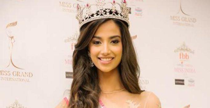 Meenakshi Chaudhary on representing India at Miss Grand International 2018