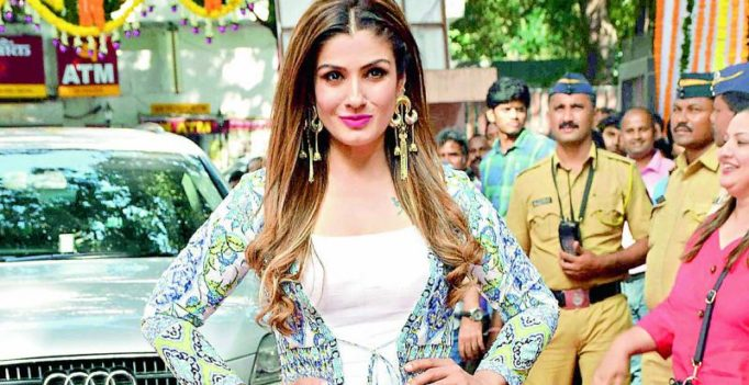 Raveena Tandon is Sanjay Gandhi National Park's new brand ambassador