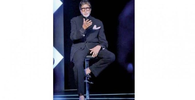 I had no work, no money: Amitabh Bachchan