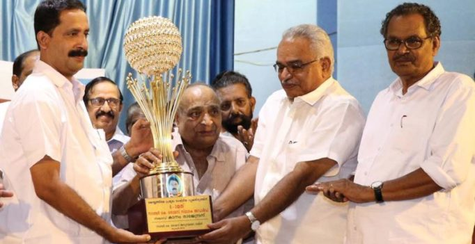 Kanam Rajendran slams votaries of Athirapally dam