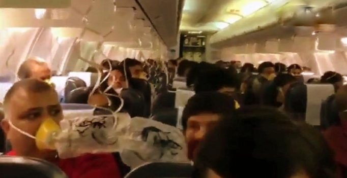Low cabin pressure causes nosebleed, Jet Airways flight returns to Mumbai