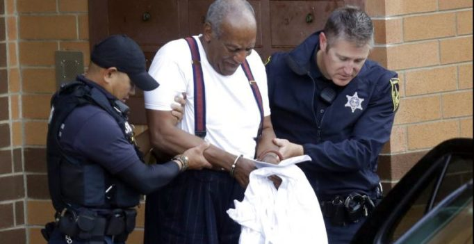 Comic legend Bill Cosby sentenced up to 10 yrs in prison for sexual assault