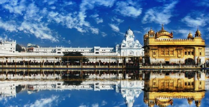 Spiritual destinations in India for those seeking inner peace
