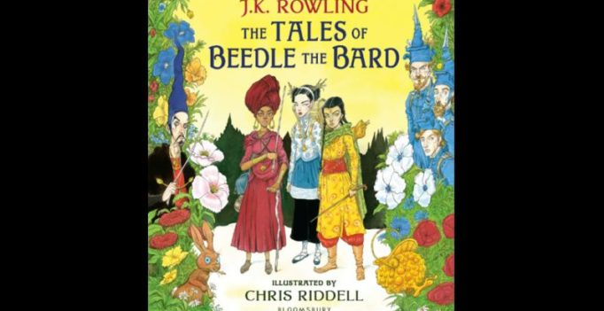 JK Rowling's The Tales of Beedle the Bard to get illustrated edition