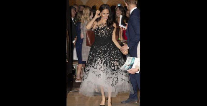 Meghan Markle's wedding dress goes on display at Windsor Castle