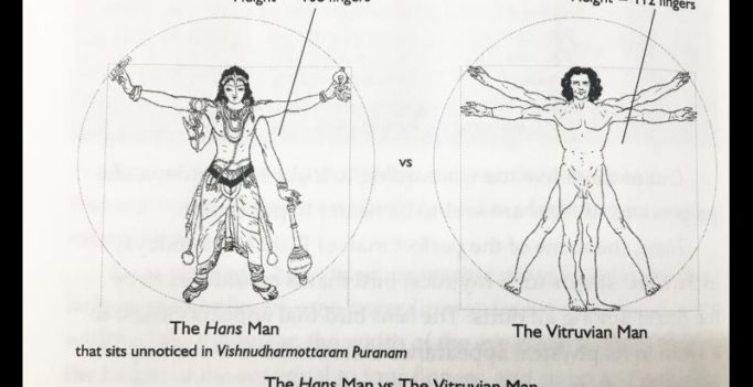 Should India get credit for Da Vinci's 'Vitruvian Man'?