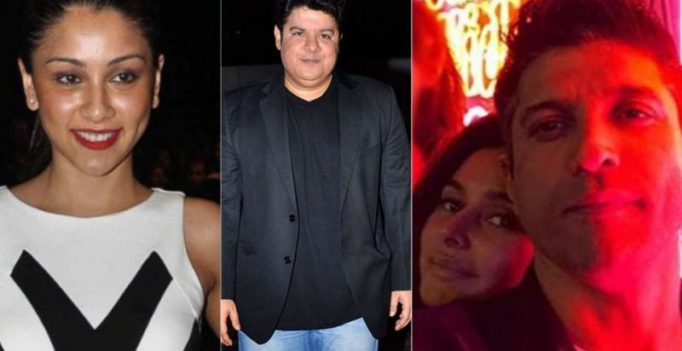 Amrita surprised about family being 'unaware' about 'creep' Sajid; Farhan, GF react
