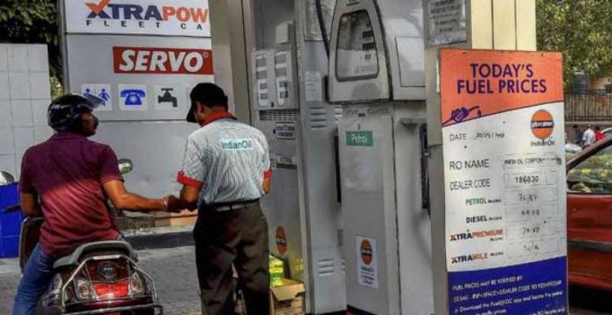 Diesel price continues to rise, petrol stagnant
