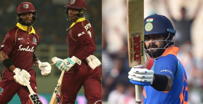 Watch: Kohli's record-breaking evening, Hope-Hetmyer show and a thrilling Vizag tie