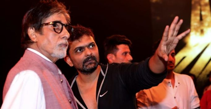 Aankhen helmer Gaurang Doshi narrates Amitabh Bachchan's importance in his life