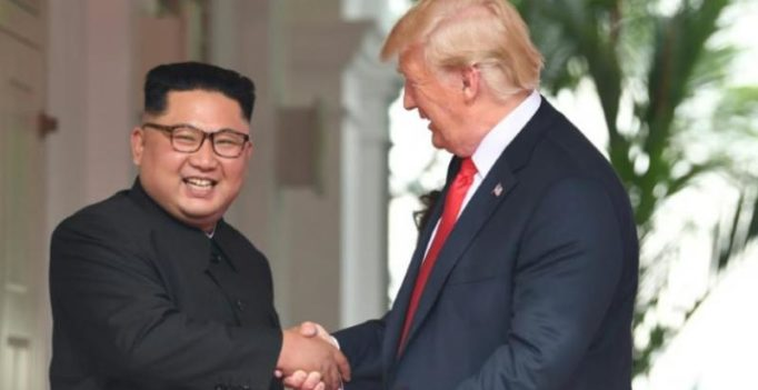 'And then we fell in love…': Trump on beautiful letters from Kim Jong Un
