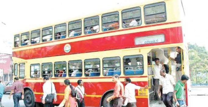'Double-decker' buses turn popular