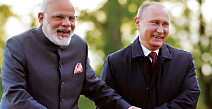 With eye on S-400 missile system deal, Vladimir Putin in India today
