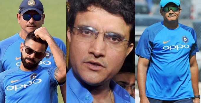The less said the better: Ganguly slams coach-selection process in a scathing letter