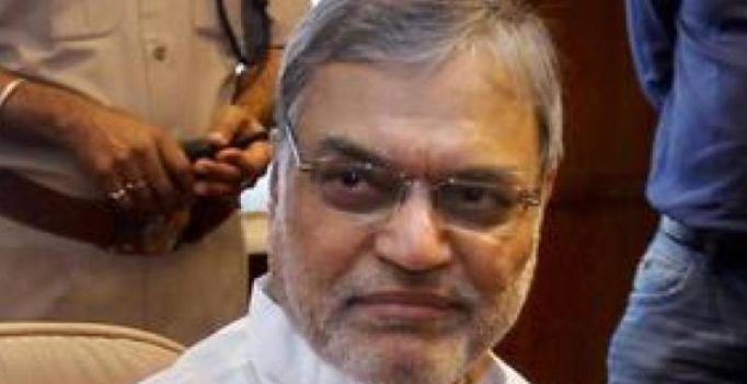 Congress leader CP Joshi gets notice from EC on 'brahmins' remark